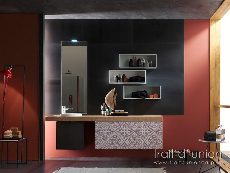 Arredamento casa modena free arredo casa modena reggio emilia u cucine zona giorno notte camere - Oscurare vetro porta ...