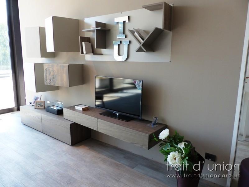 Presotto inclinart zona giorno vendita carpi modena for Presotto mobili